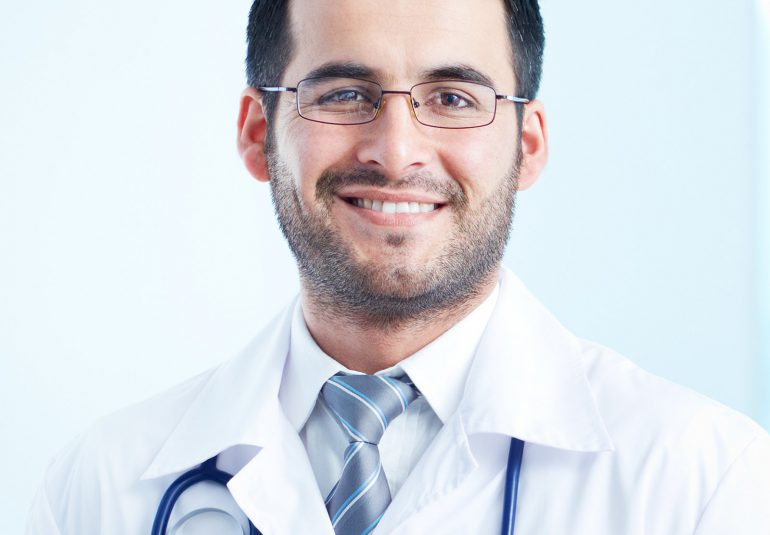 Successful physician