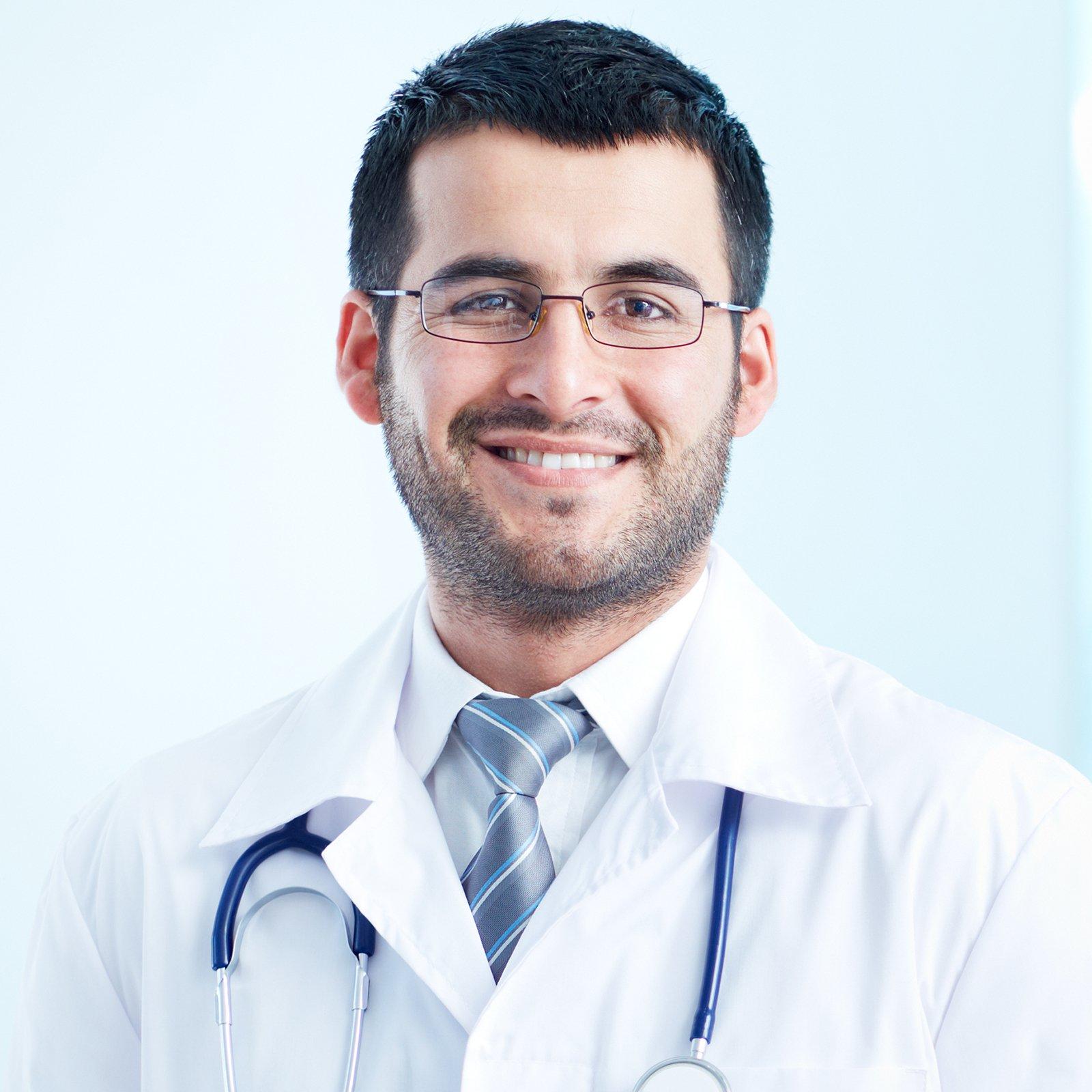 Successful physician